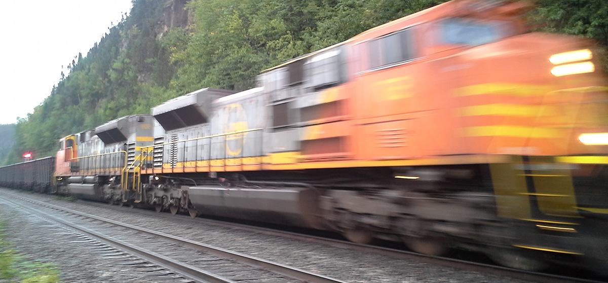 Crawford Rail Ontario
